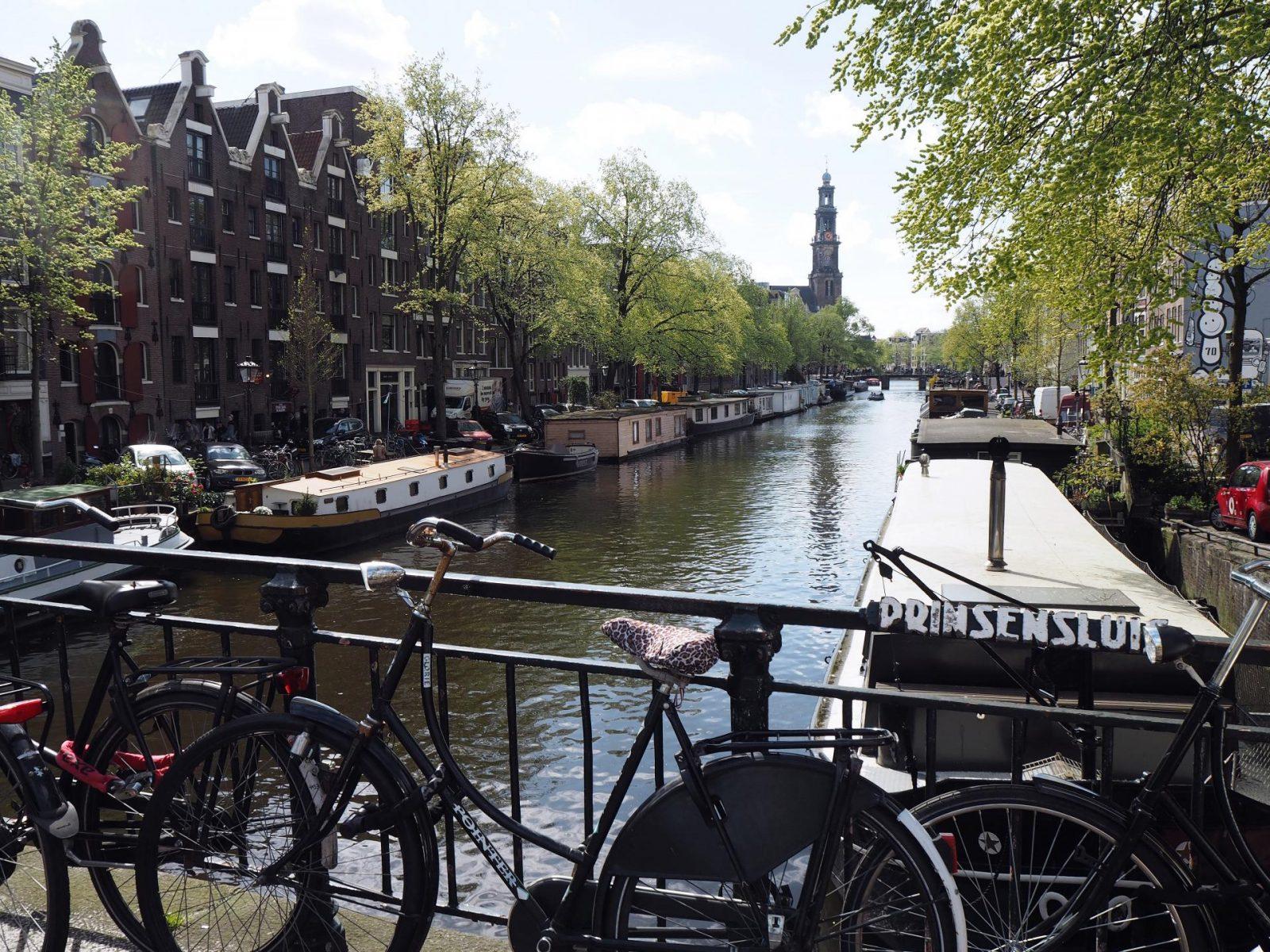 My City Break to Amsterdam